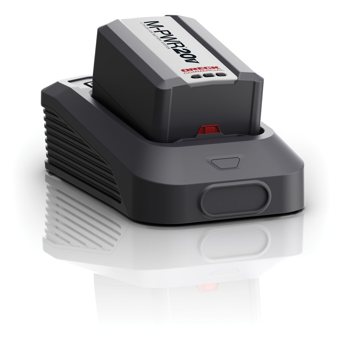 M-PWR™ 20V Battery Charger front view
