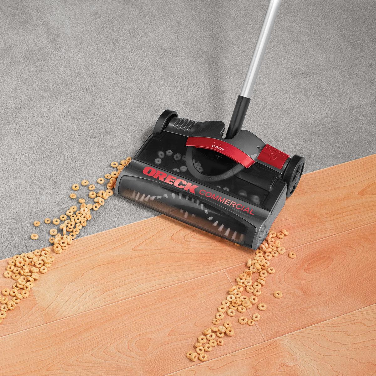 Oreck Mercial Carpet Sweeper - Carpet Vidalondon
